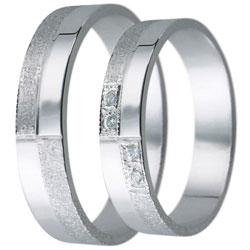 Snubní prsteny kolekce D7
