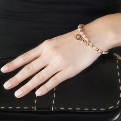 Obrázek è. 10 k produktu: Ocelový náramek Hot Diamonds Emozioni Ula Rose Gold