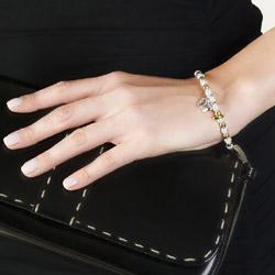 Obrázek è. 2 k produktu: Ocelový náramek Hot Diamonds Emozioni Ula Yellow and Silver