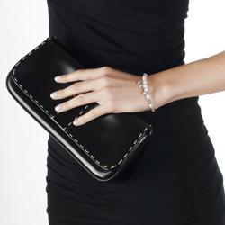 Obrázek è. 6 k produktu: Ocelový náramek Hot Diamonds Emozioni Faux Mother of Pearl