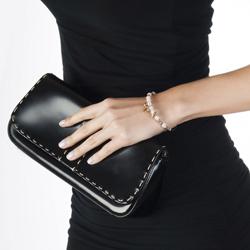 Obrázek è. 6 k produktu: Ocelový náramek Hot Diamonds Emozioni Faux Mother of Pearl Rose Gold