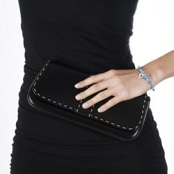 Obrázek è. 6 k produktu: Ocelový náramek Hot Diamonds Emozioni Faux Turquiose