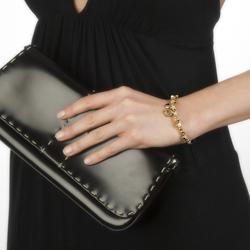 Obrázek è. 6 k produktu: Ocelový náramek Hot Diamonds Emozioni Crystal Star Gold