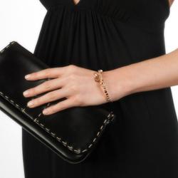 Obrázek è. 6 k produktu: Ocelový náramek Hot Diamonds Emozioni Champange Star Rose Gold
