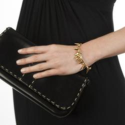 Obrázek č. 3 k produktu: Ocelový náramek Hot Diamonds Emozioni Spike Gold