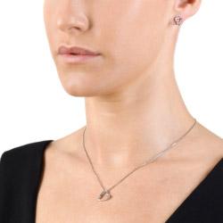 Obrázek č. 3 k produktu: Stříbrné náušnice Hot Diamonds Head Over Heels DE008