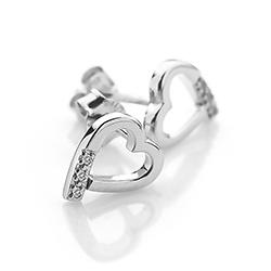 Obrázek è. 2 k produktu: Náušnice Hot Diamonds Just add Love Memories