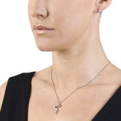 Obrázek è. 2 k produktu: Náušnice Hot Diamonds Go with Flow Spiral