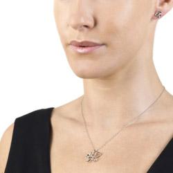 Obrázek è. 2 k produktu: Støíbrné náušnice Hot Diamonds Paradise DE248