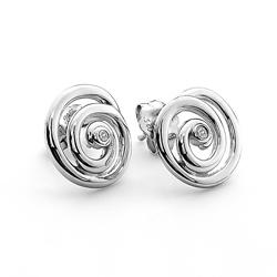 Obrázek è. 2 k produktu: Støíbrný pøívìsek Hot Diamonds Eternity Spiral DP371