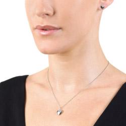 Obrázek è. 4 k produktu: Støíbrný pøívìsek Hot Diamonds Shooting Stars Heart