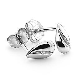 Obrázek è. 2 k produktu: Støíbrné náušnice Hot Diamonds Shooting Stars Teardrop DE324