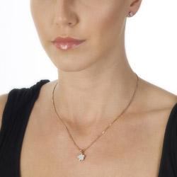 Obrázek č. 1 k produktu: Přívěsek Hot Diamonds Stargazer Flower Rose Gold