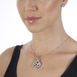 Obrázek è. 4 k produktu: Støíbrné náušnice Hot Diamonds Emozioni Pianeta Clear
