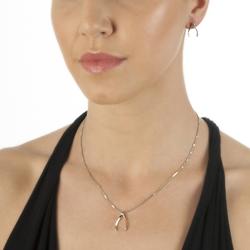 Obrázek è. 4 k produktu: Støíbrné náušnice Hot Diamonds Wishbone