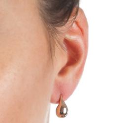 Obrázek è. 4 k produktu: Støíbrné náušnice Hot Diamonds Mirage Drop Rose Gold