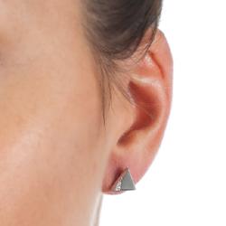 Obrázek è. 4 k produktu: Støíbrné náušnice Hot Diamonds Silhouette Triangle