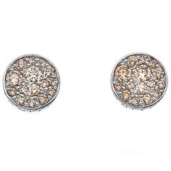 Obrázek è. 2 k produktu: Støíbrné náušnice Hot Diamonds Emozioni Scintilla Champagne