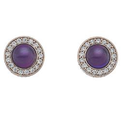 Obrázek è. 2 k produktu: Støíbrné náušnice Hot Diamonds Emozioni Giove Fantasy Rose Gold