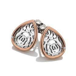 Obrázek è. 2 k produktu: Støíbrné náušnice Hot Diamonds Luxury DE529