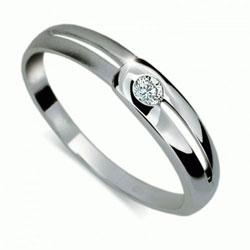 Briliantový prsten Danfil DF1049