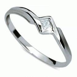 Briliantový prsten Danfil DF1113