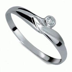 Briliantový prsten Danfil DF1231