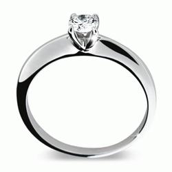 Obrázek č. 2 k produktu: Briliantový prsten Danfil DF1232
