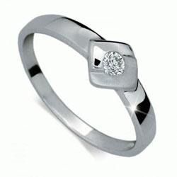 Briliantový prsten Danfil DF1241