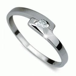 Briliantový prsten Danfil DF1284