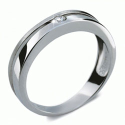 Briliantový prsten Danfil DF1710