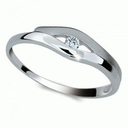 Briliantový prsten Danfil DF1745