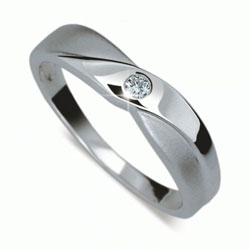 Briliantový prsten Danfil DF1760