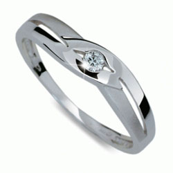 Briliantový prsten Danfil DF1776