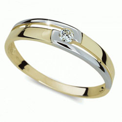 Briliantový prsten Danfil DF1793Z