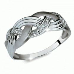Briliantový prsten Danfil DF1848