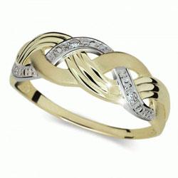 Briliantový prsten Danfil DF1848Z