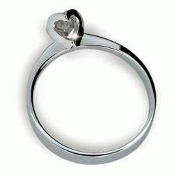 Obrázek č. 1 k produktu: Briliantový prsten Danfil DF1857