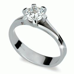 Briliantový prsten Danfil DF1878