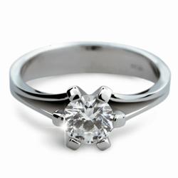 Obrázek č. 1 k produktu: Briliantový prsten Danfil DF1878