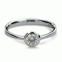 Obrázek č. 1 k produktu: Prsten s briliantem Danfil DF1883