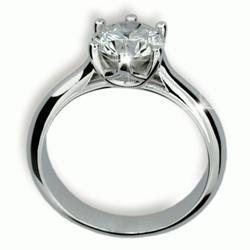 Obrázek č. 1 k produktu: Briliantový prsten Danfil DF1885