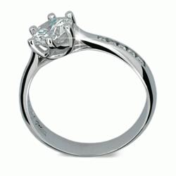 Obrázek č. 1 k produktu: Briliantový prsten Danfil DF1886