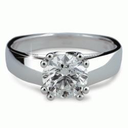 Obrázek č. 1 k produktu: Prsten s briliantem Danfil DF1888