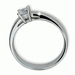 Obrázek č. 1 k produktu: Briliantový prsten Danfil DF1902