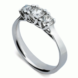 Briliantový prsten Danfil DF1924