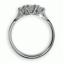 Obrázek č. 1 k produktu: Briliantový prsten Danfil DF1924