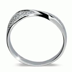 Obrázek č. 1 k produktu: Briliantový prsten Danfil DF1949