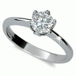 Briliantový prsten Danfil DF1959