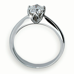 Obrázek č. 1 k produktu: Briliantový prsten Danfil DF1959
